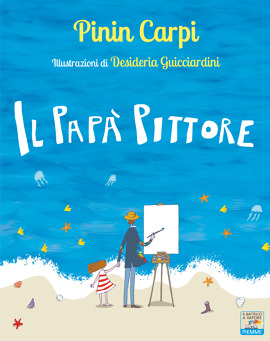 Il papà pittore Book Cover