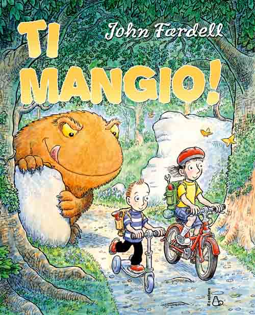 Ti Mangio! Book Cover