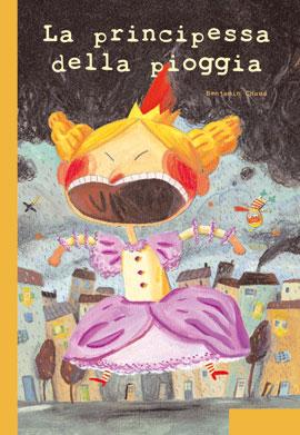 La Principessa della Pioggia Book Cover
