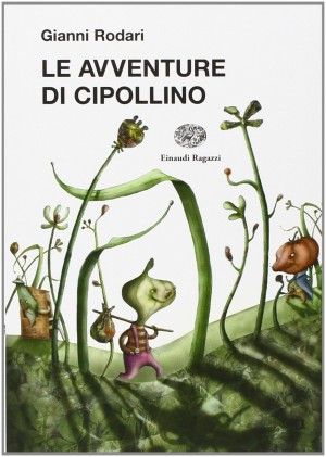 Le avventure di Cipollino - copertina Einaudi