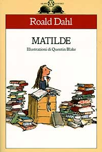 Matilde Book Cover
