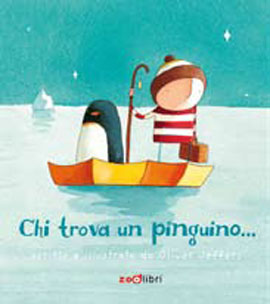 Chi trova un pinguino Book Cover