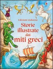 Storie illustrate dei miti greci Book Cover