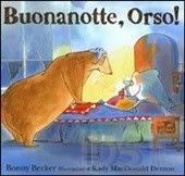 Buonanotte Orso! Book Cover