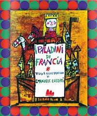 I Paladini di Francia Book Cover