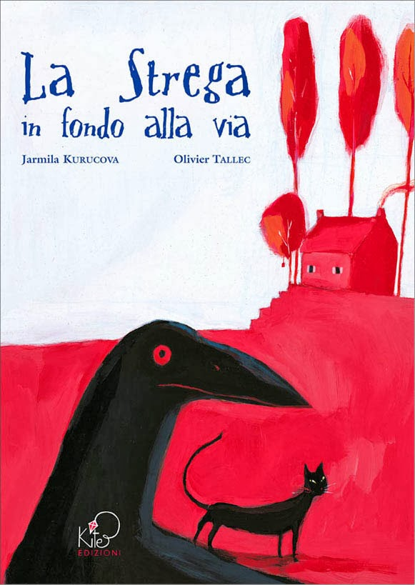 La strega in fondo alla via Book Cover
