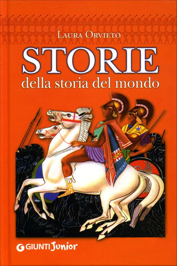 Storie della storia del mondo Book Cover