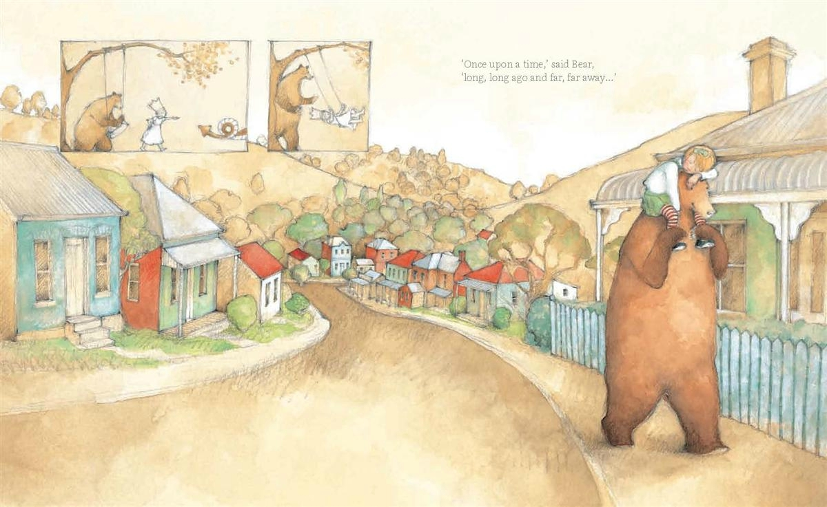 Matilde e orso