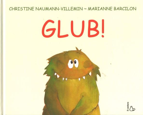Glub! Book Cover