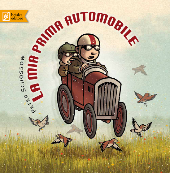 La mia prima automobile Book Cover