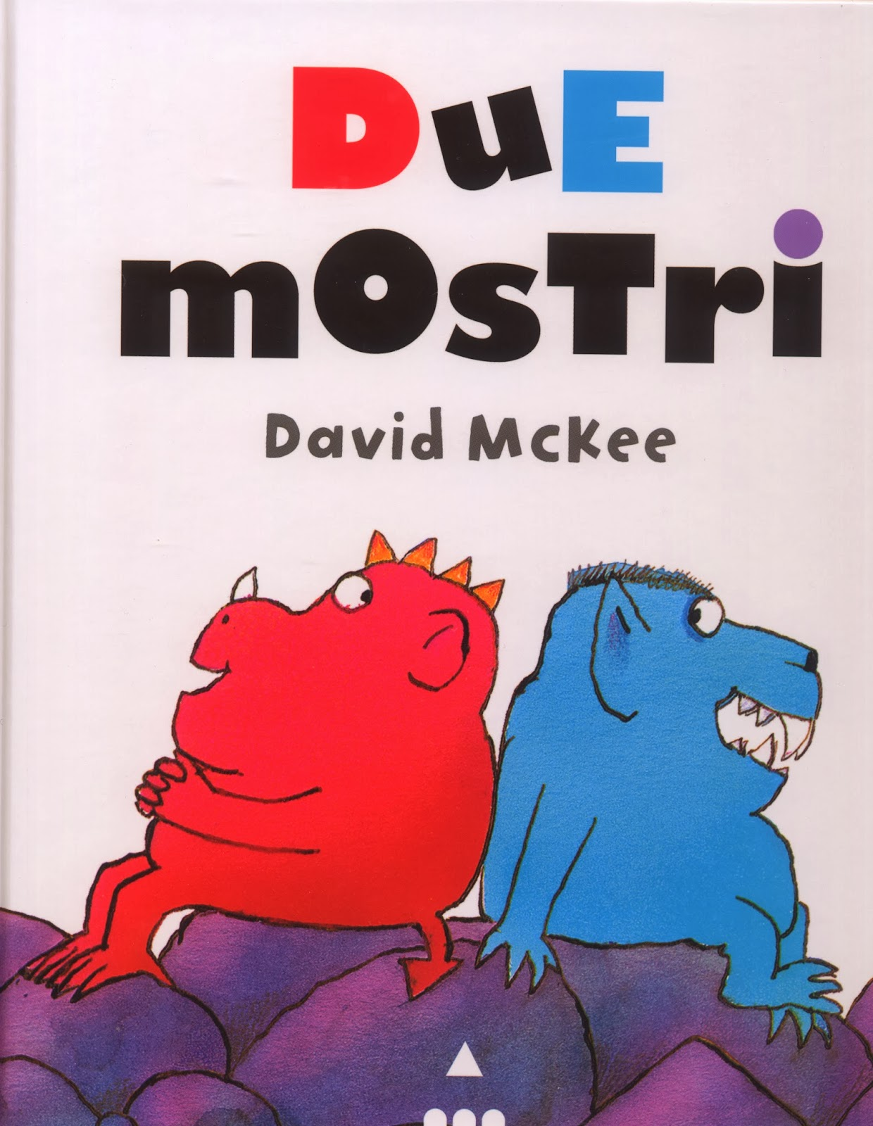 Due mostri Book Cover
