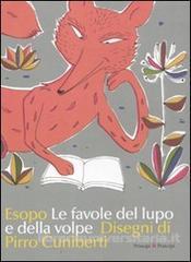 Le favole del lupo e della volpe Book Cover
