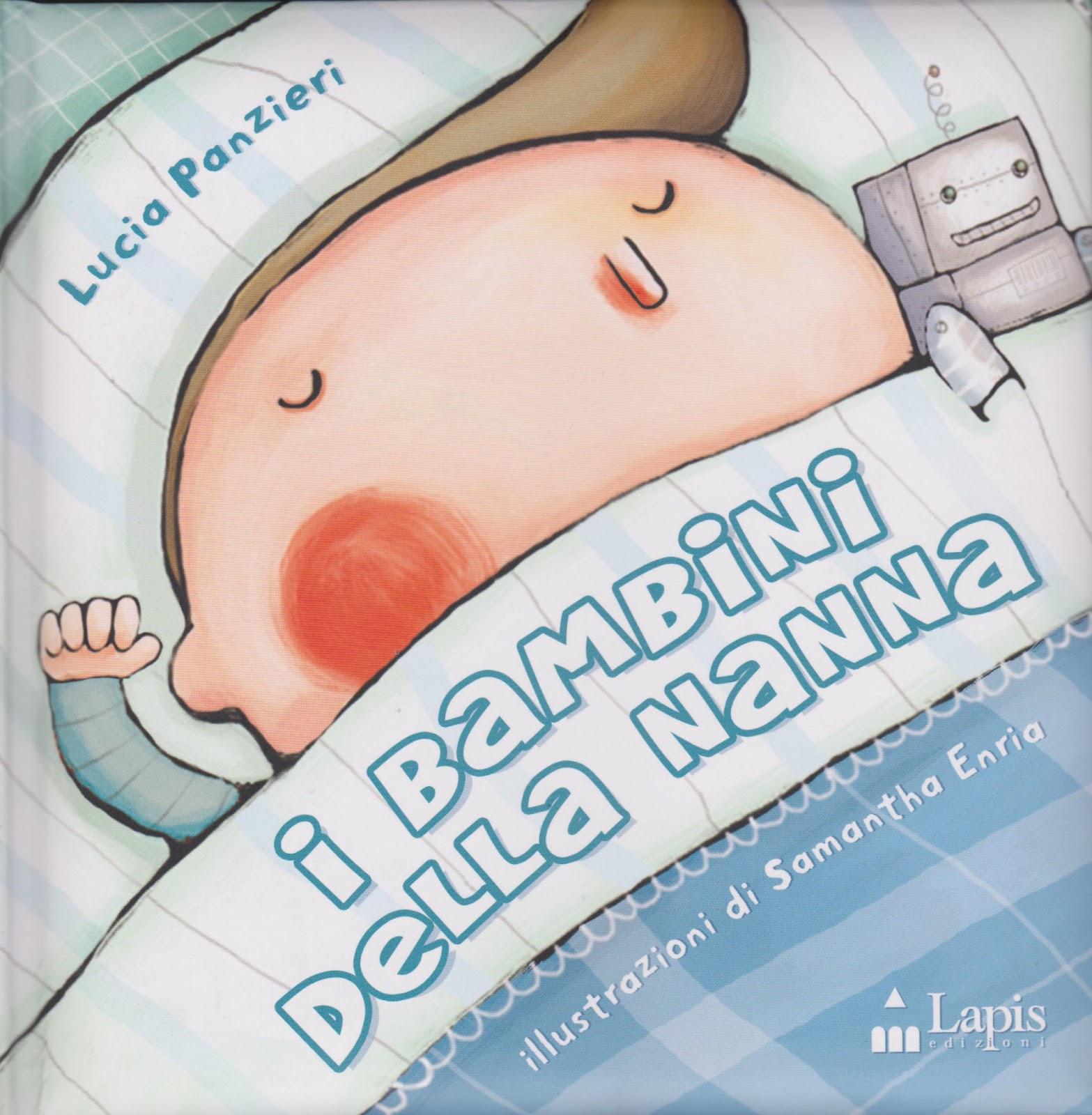 I bambini della nanna Book Cover
