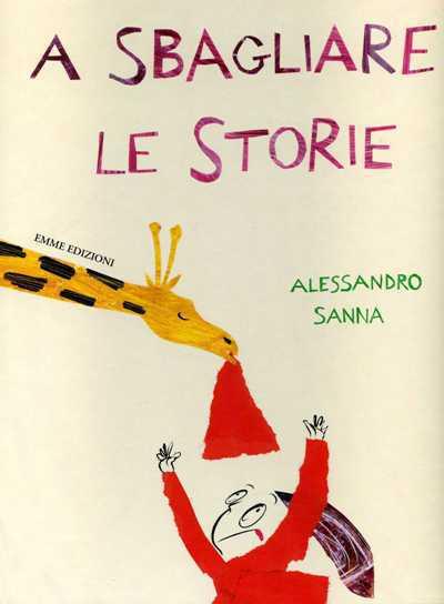 A sbagliare le storie Book Cover