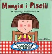 Mangia piselli Book Cover