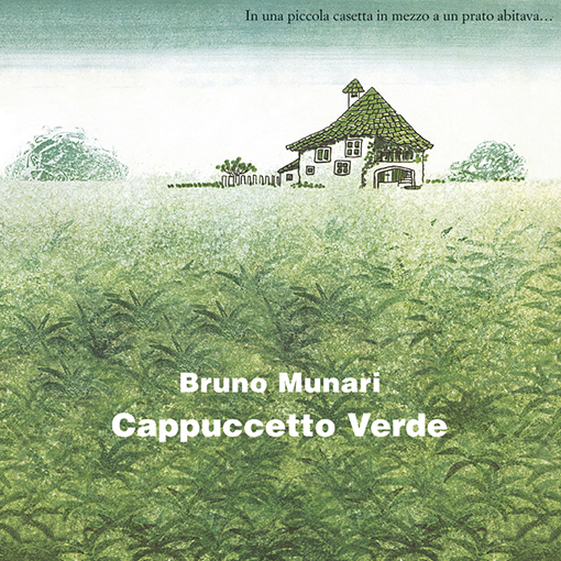 Cappuccetto Verde Book Cover