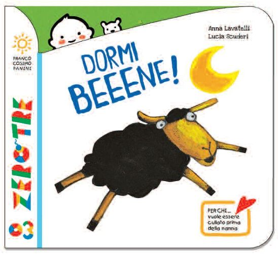 Dormi beeene! Book Cover
