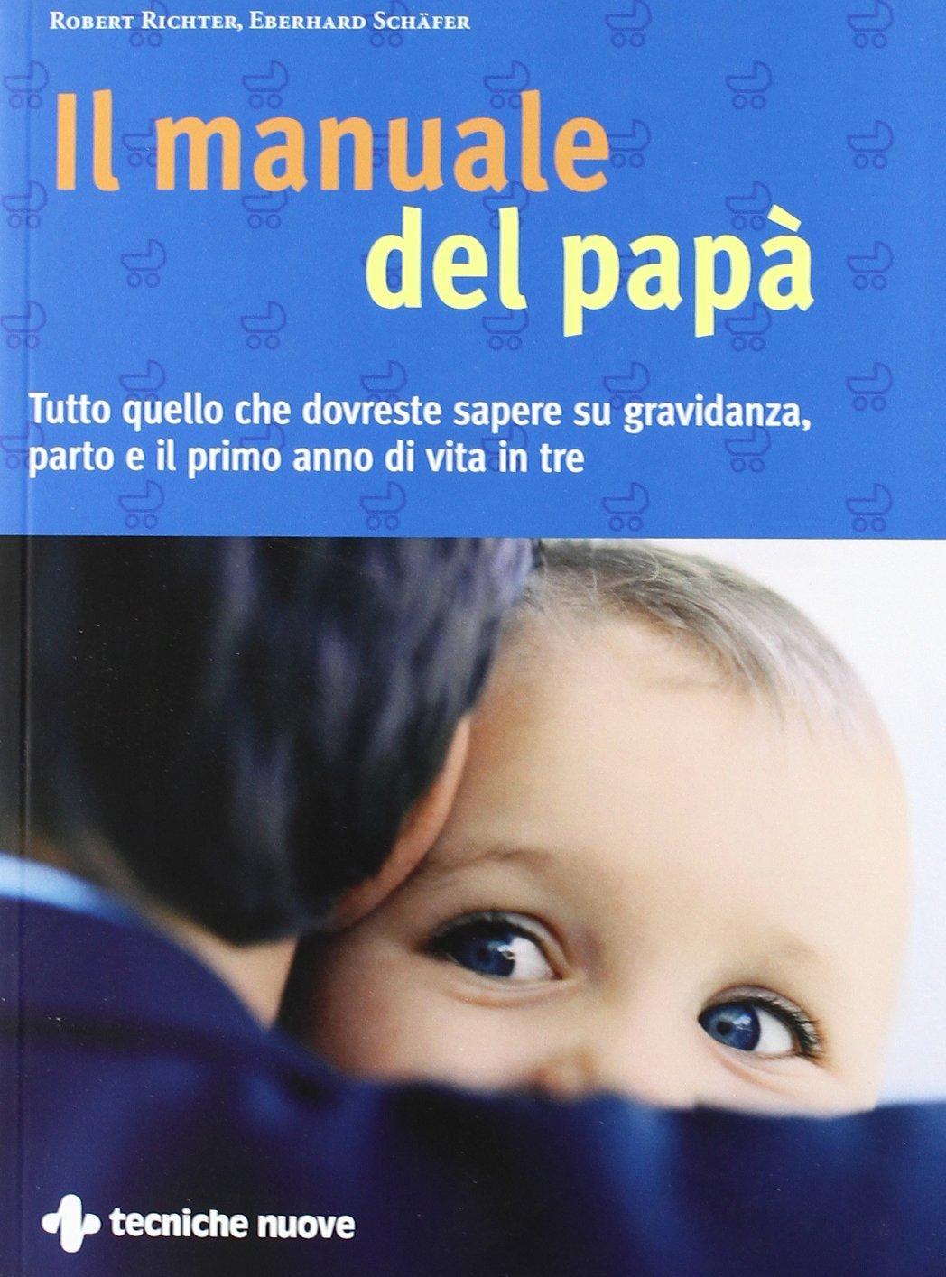 Il manuale del papà Book Cover