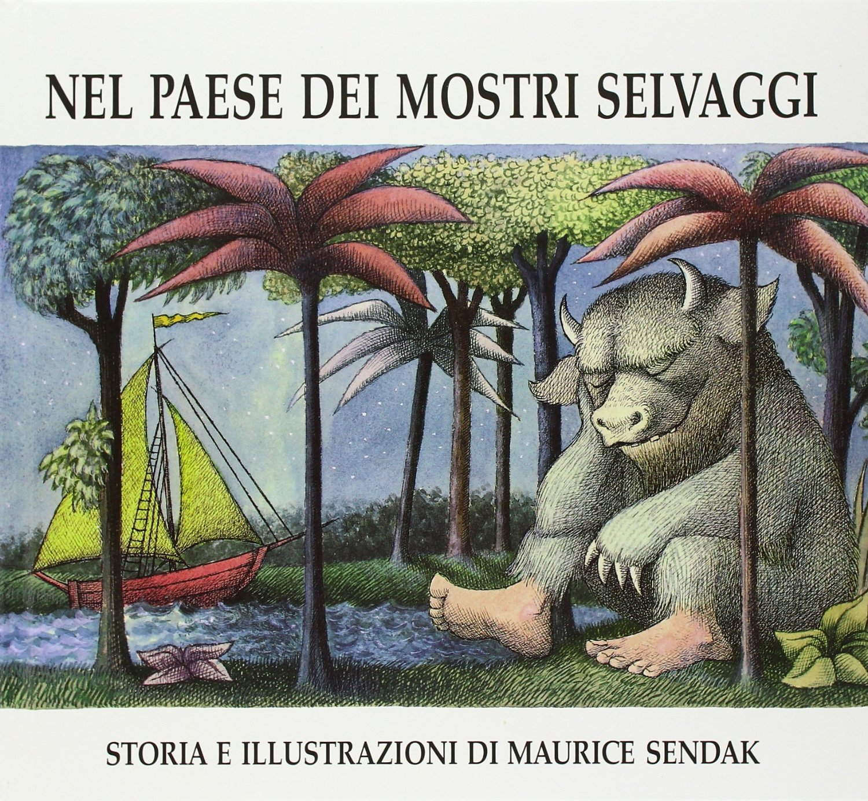 Nel paese dei mostri selvaggi Book Cover