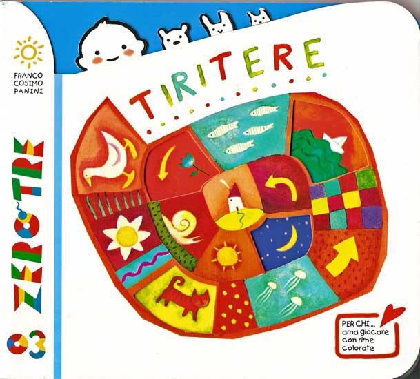 Tiritere Book Cover