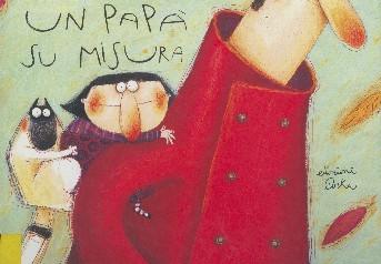 Un papà su misura Book Cover