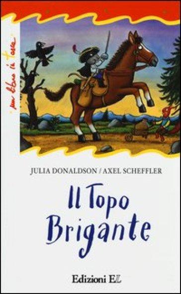 Il topo brigante Book Cover