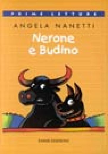 Nerone e Budino Book Cover