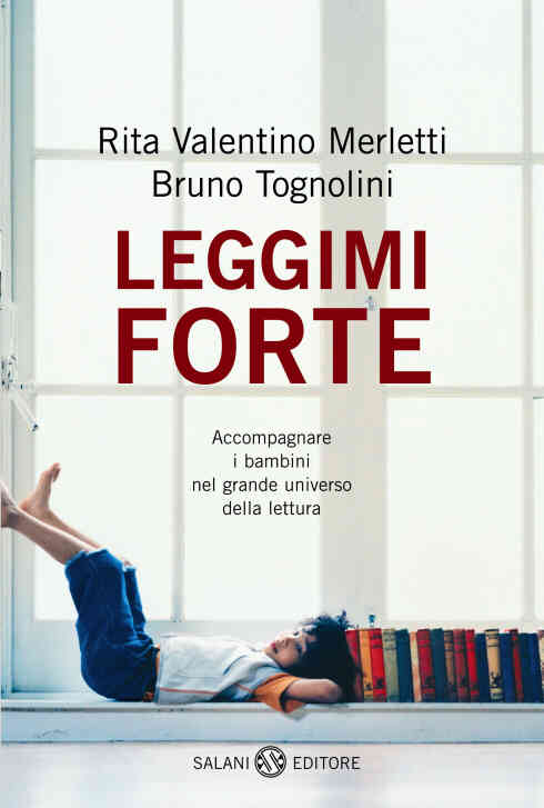 Leggimi forte Book Cover