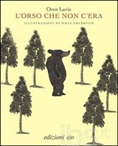 L'orso che non c'era Book Cover