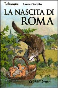 La nascita di Roma Book Cover