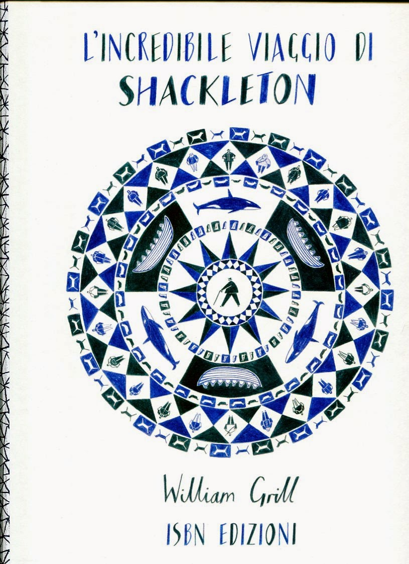 L'incredibile viaggio di Shackleton Book Cover