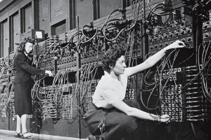 donne eniac informatica