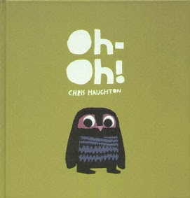 libri sula mamma - Oh Oh ! Chris Haughton